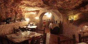 Mesón Las cuevas de La Cerca, Chinchón