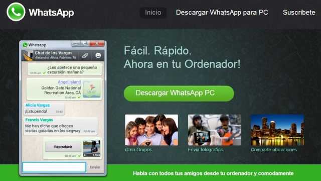 Whatsapp PC Intro